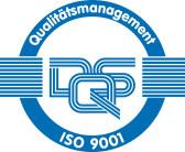 Bild: Qualitätsmanagement DQS ISO 9001